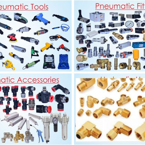 Pneumatic Tools and Fittings