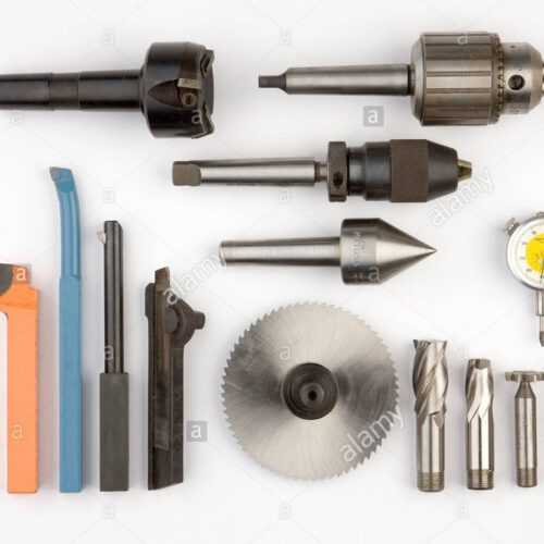 Lathe and Milling Tools