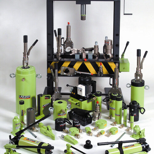 Hydraulic Tools and Fittings
